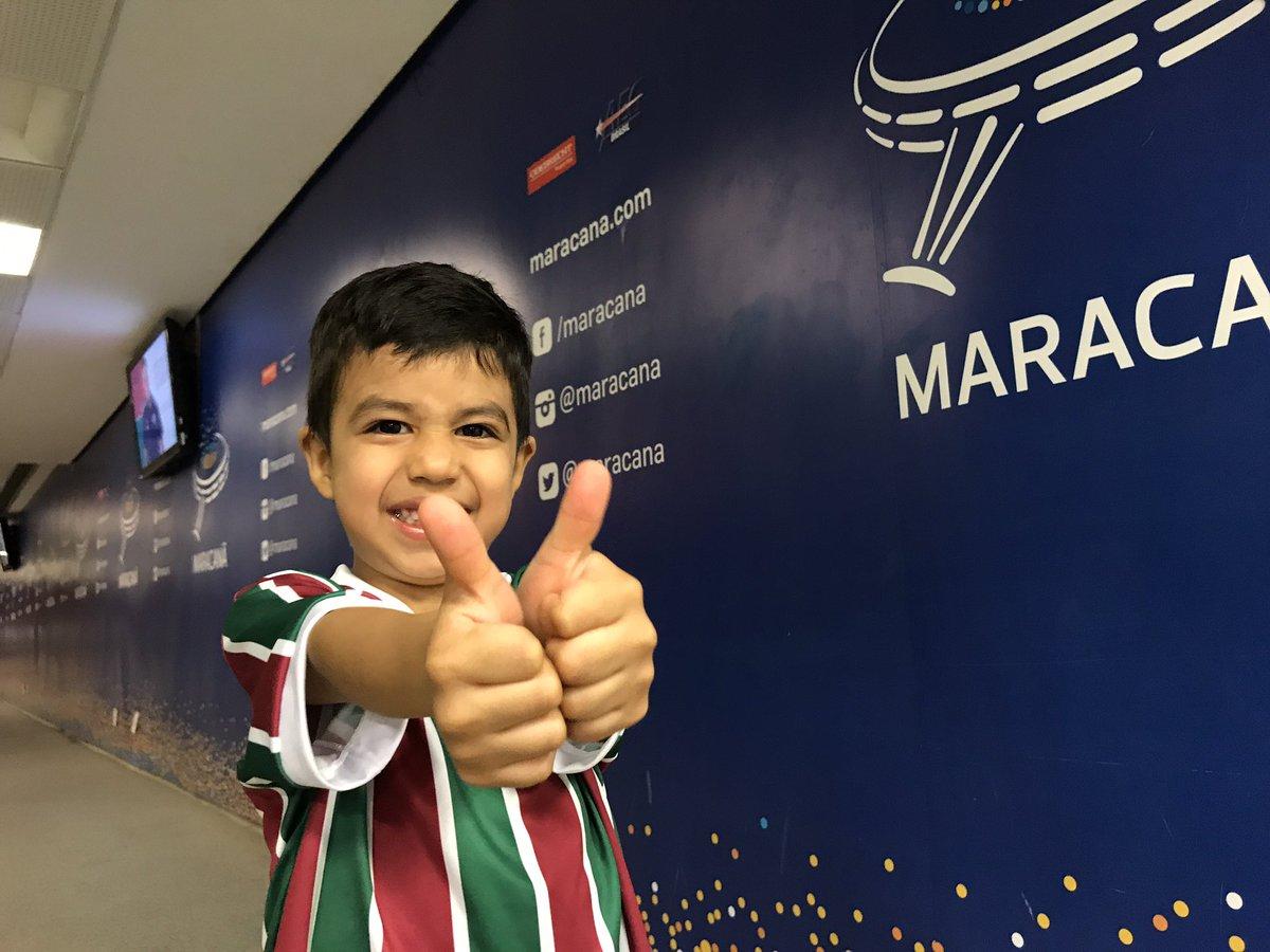 Vamoooooo, Papá! #FLUxBOT #VamosFluzão h...
