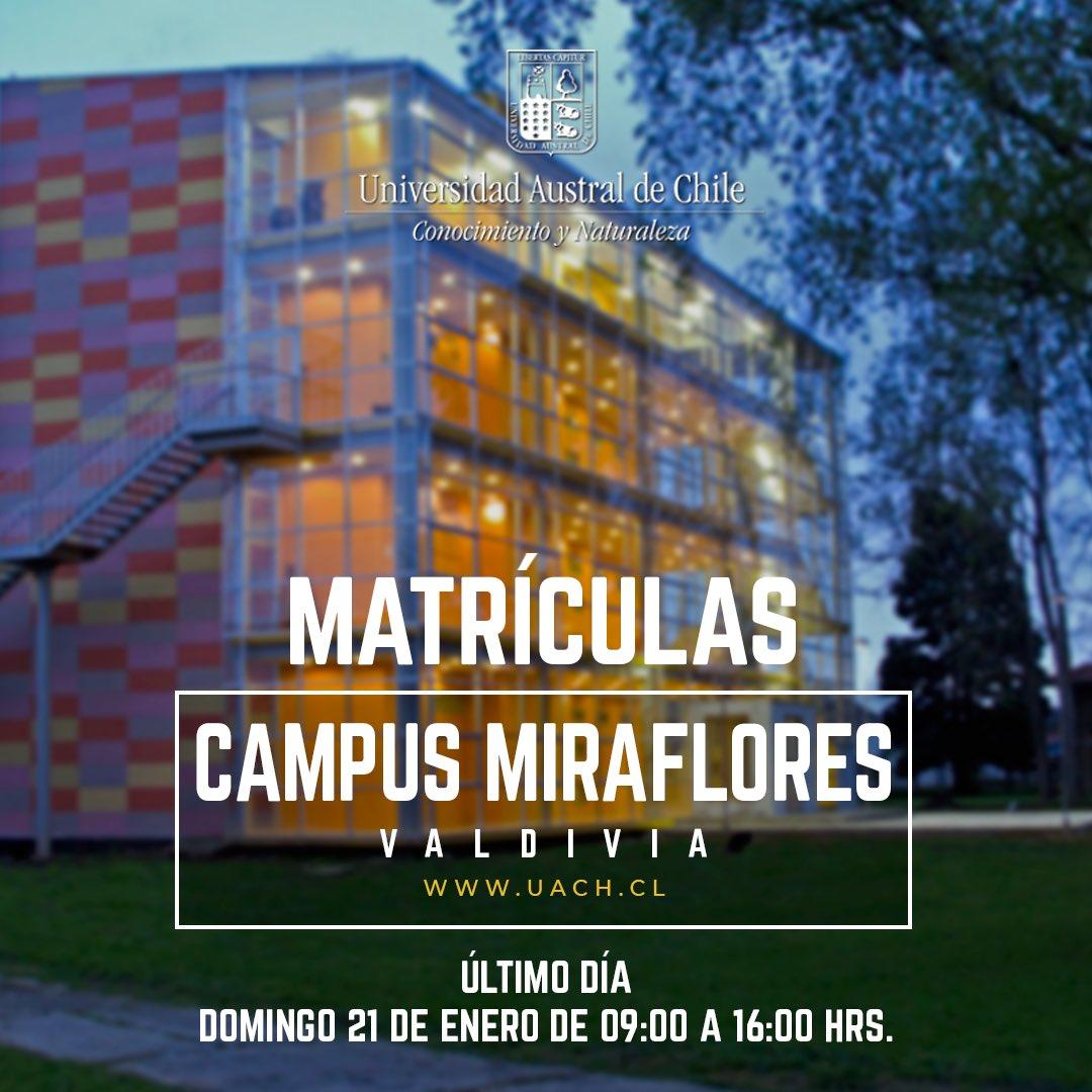 Universidad Austral On Twitter Campus Patagonia