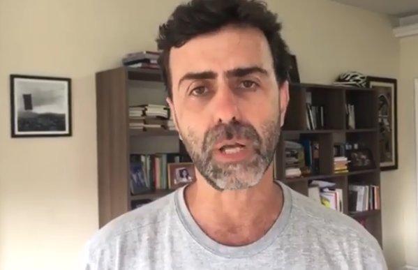 """""""Não é possível Temer ser presidente, Aécio senador e Lula não possa ser nem candidato"""", diz Freixo https://t.co/Ck0FZdYPEK"""