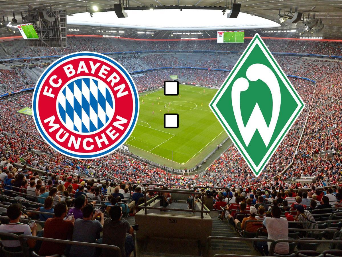 MATCHDAY!  Bundesliga   FC Bayern vs Wer...