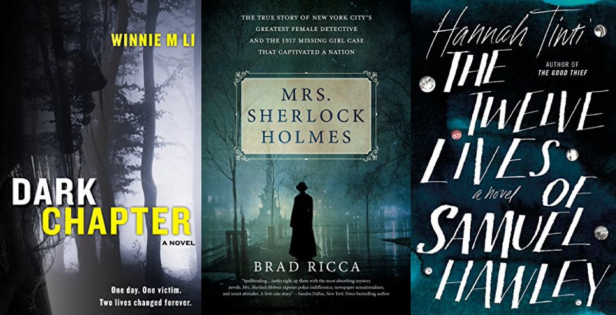 Goodreads On Twitter The Mystery Writers Of America Just Revealed