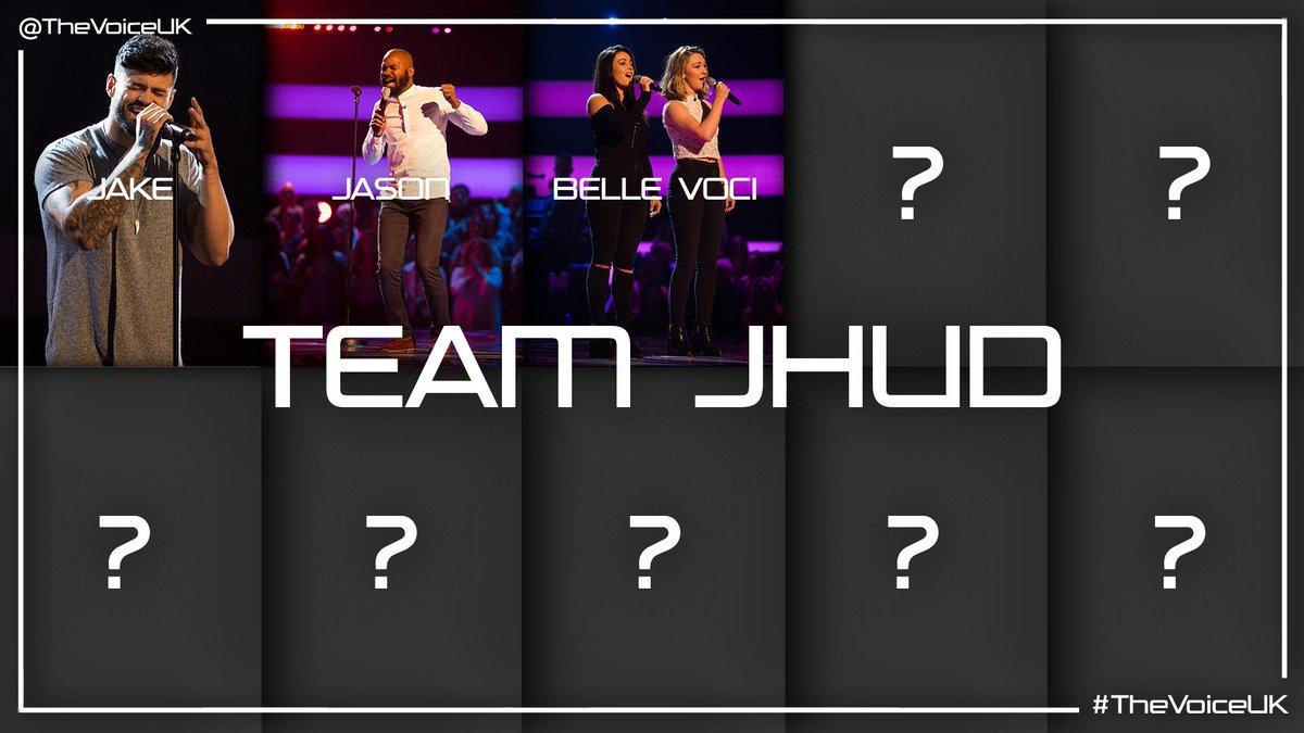 RT @IAMJHUD: It's that time yal !  #TheVoiceUK starts now 🙌 #TeamJHud https://t.co/gfM2jfrBNj