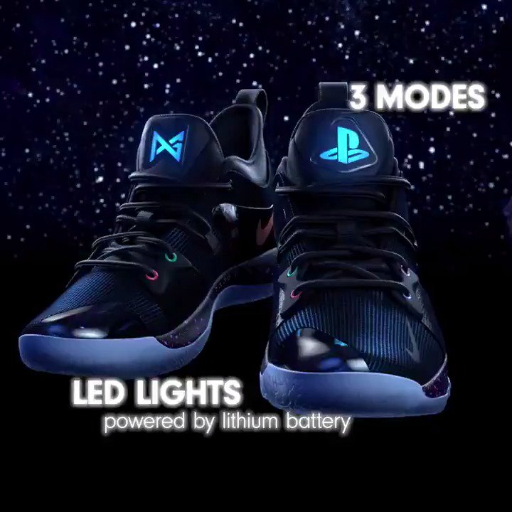 pg playstation shoes