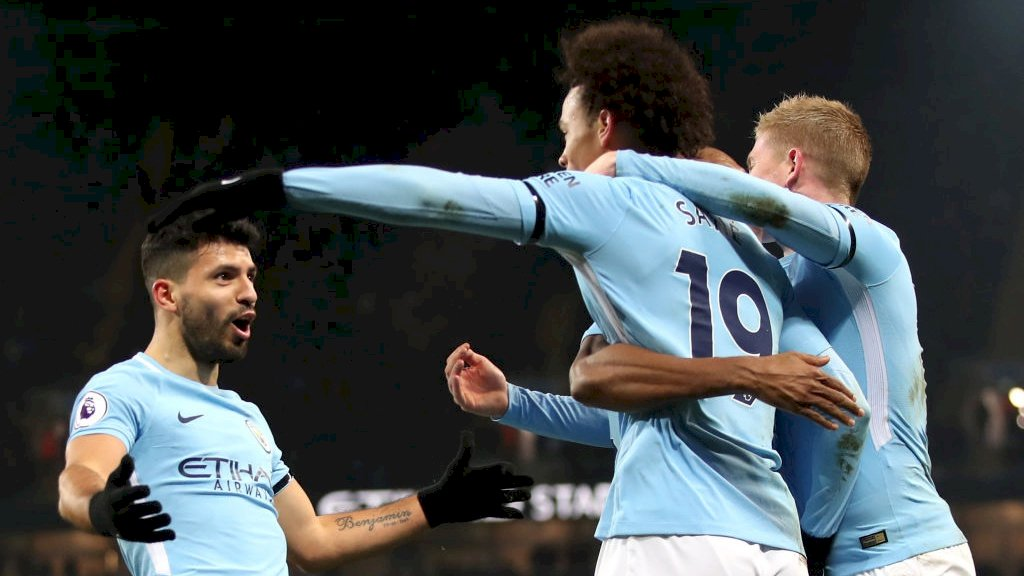 Chấm điểm: Manchester City 3-1 Newcastle United