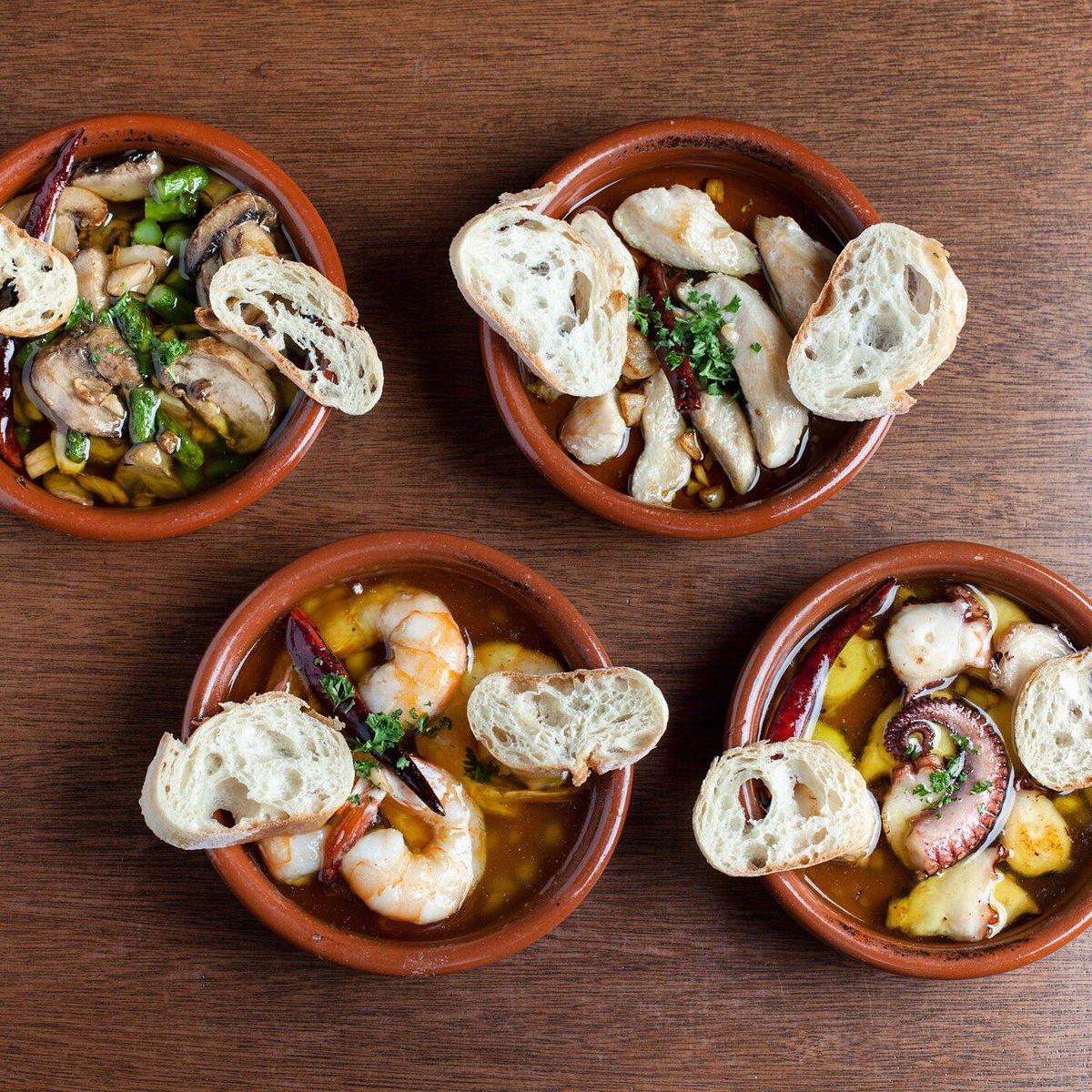 Toro Kitchen Bar On Twitter Our Al Ajillo Tapas Gambas