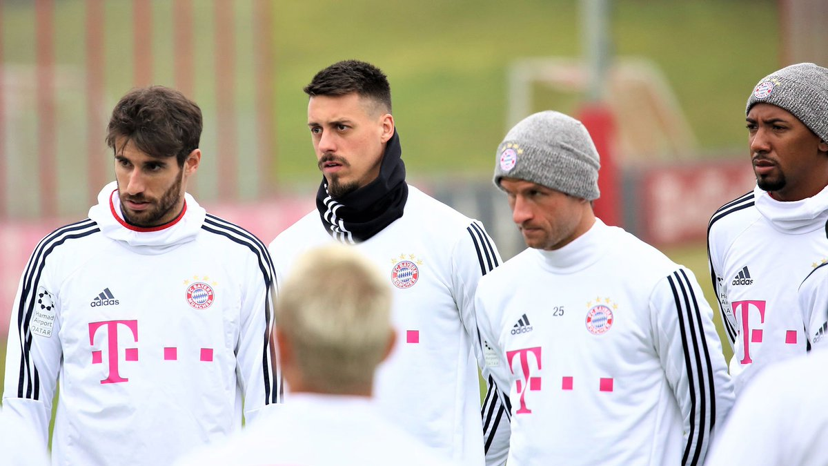 "#FCBayern are 'highly focused"" ahead of..."