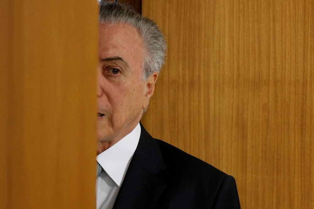 O presidente Michel Temer afirma que, neste ano, vai se concentrar não só nas reformas para o país, mas também na recuperação moral dele.  Foto: Adriano Machado/Reuters