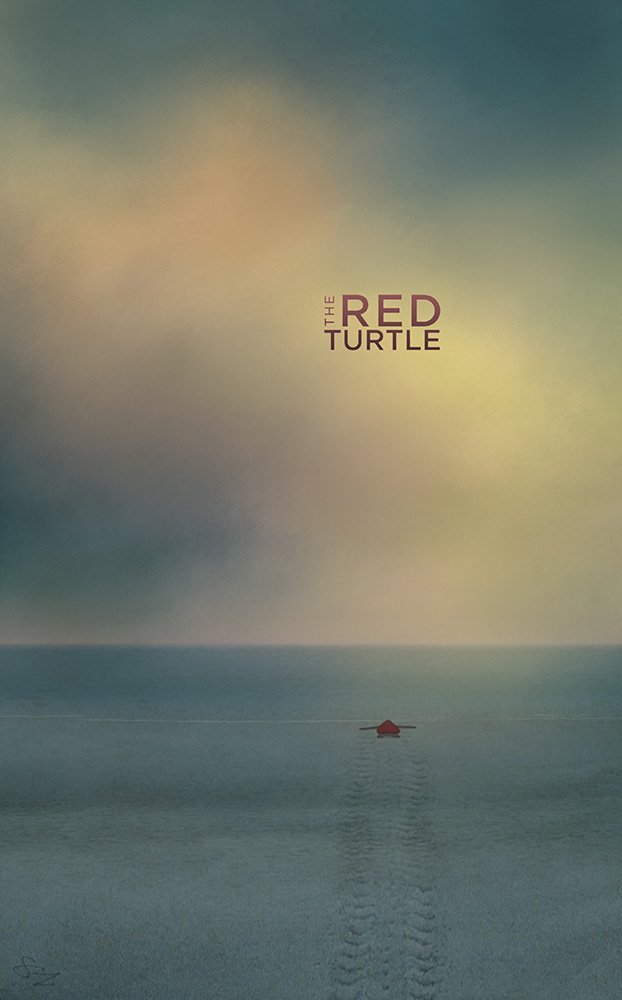 Zoltan Simon On Twitter One Year Ago The Red Turtle Arrived And I Loved It Theredturtle Studioghibli Ghibli Art Fanart Tribute Poster Throwback Alternativemovieposter Ghibli Official Posterposse Posterspy Altmovieposters Posterart