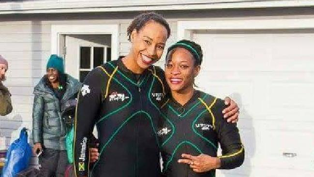 It's Cool Runnings 2018 - Jamaica is sending its first women's bobsleigh team to the  Olympics: https://t.co/rcT5XSJXng
