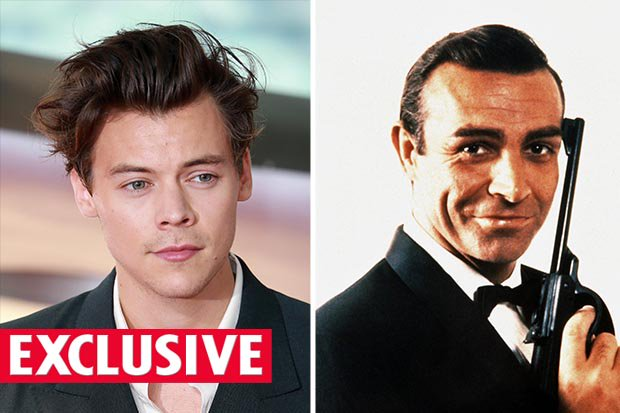 Could Harry Styles be the next James Bond? One 007 insider thinks so https://t.co/SeAt7WPYqX