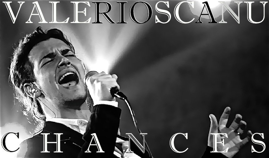 RT @mammaraffy: Valerio Scanu e la sua splendida 'Chances' 😍❤️😍 https://t.co/J9MaMlgIgt https://t.co/LjvzN0ZRA7