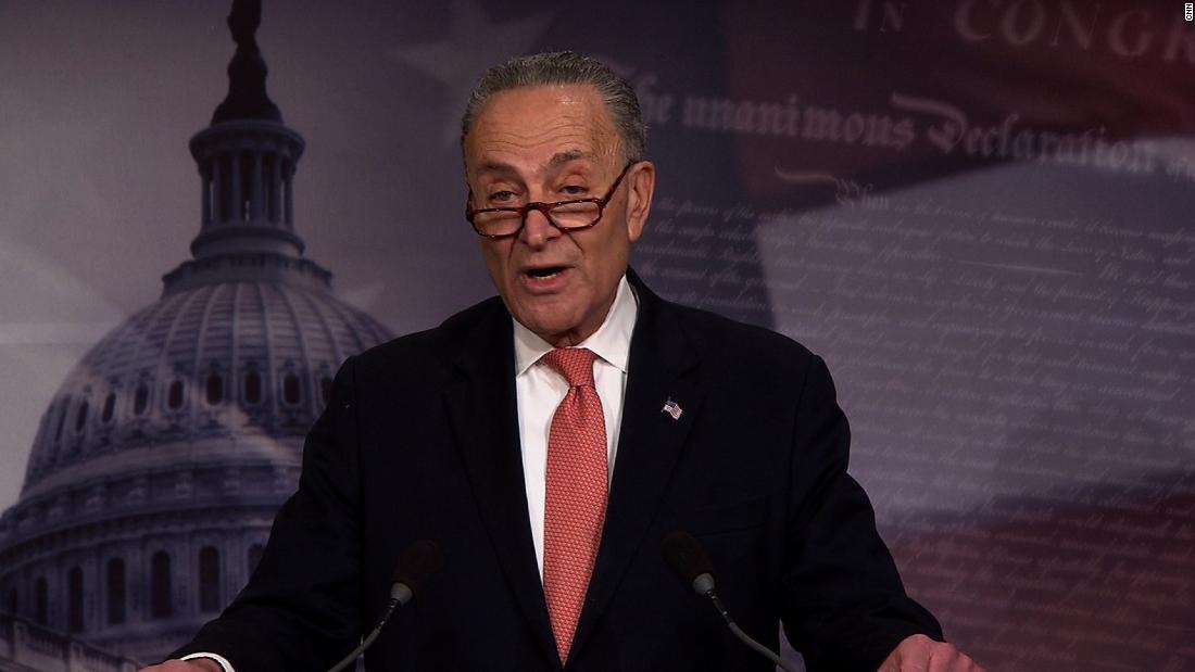 Democratic Sen. Chuck Schumer tweaks President Trump's ego in shutdown blame game https://t.co/v6TFgDaiH1