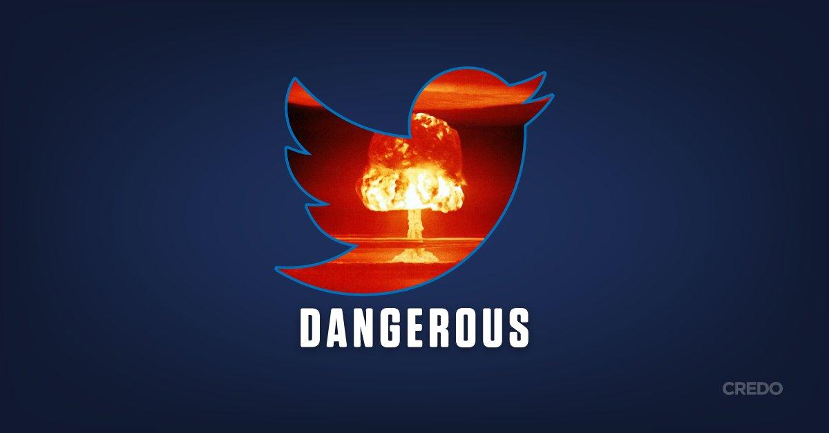 Signatures needed: @Twitter must shut down @realDonaldTrump: https://t.co/dSrEnCWe9w cc @jack #p2 https://t.co/PoKB4IUp1q