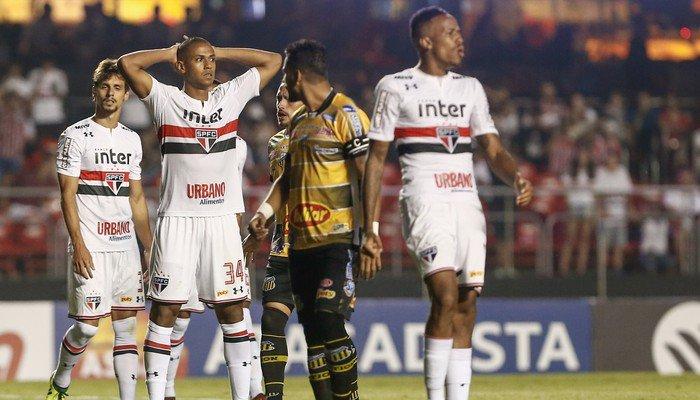 Entenda por que o São Paulo só empatou com o Novorizontino e foi vaiado em casa https://t.co/ZEWTIDoZbG