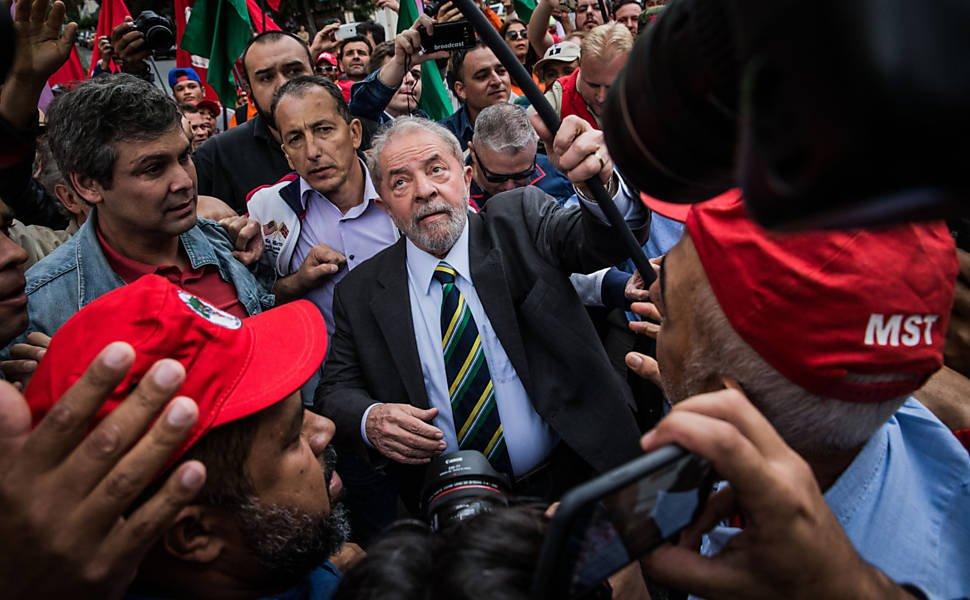 Julgamento de Lula | Justiça rejeita recurso e nega ato de esquerda na avenida Paulista https://t.co/4PMJPtPmt1