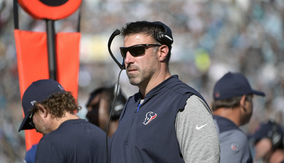 JUST IN: Former Ohio State linebacker, Houston Texans defensive coordinator Mike Vrabel hired as Tennessee Titans coach https://t.co/u6ZyruHRcu #10TV