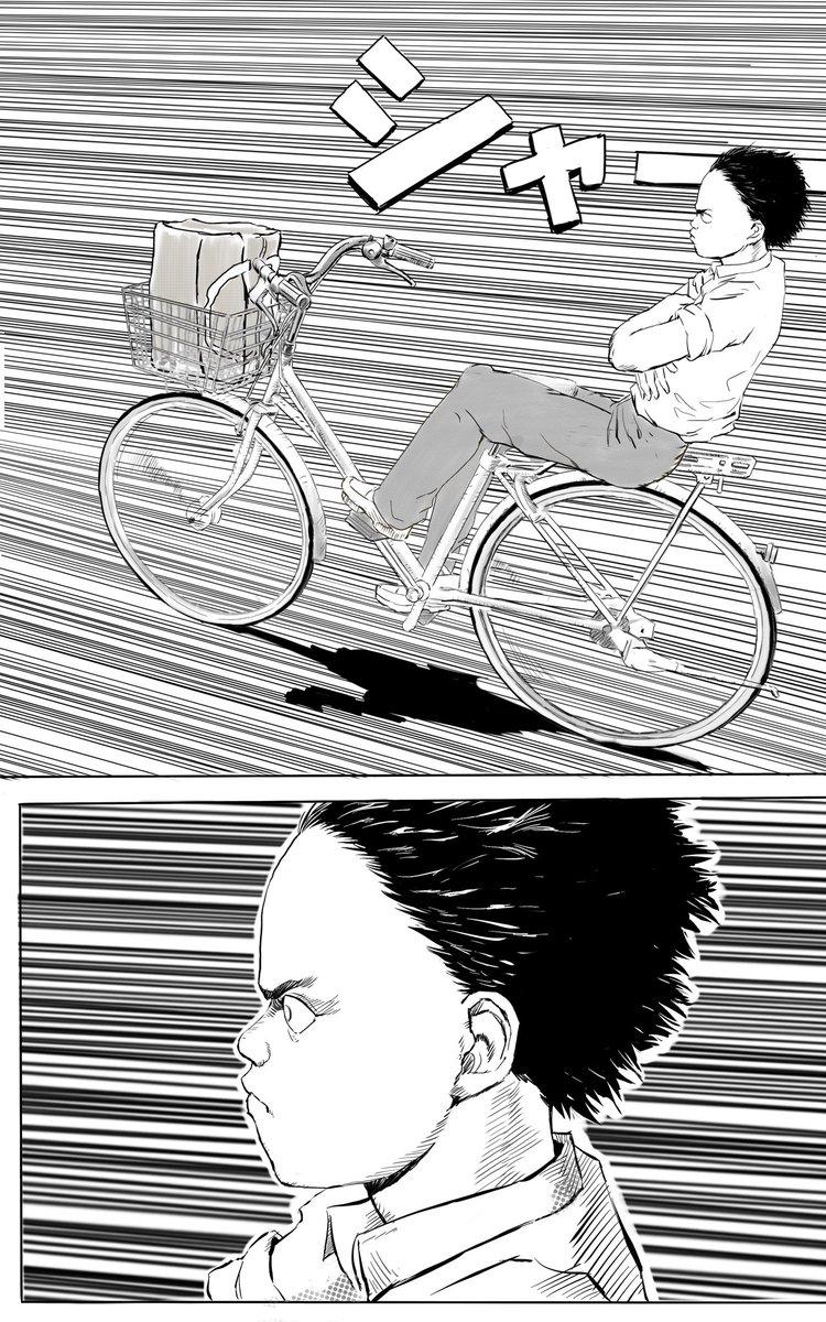 自転車通学のイメージってどんなの?理想と現実がこれwww