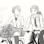 自転車通学のイメージってどんなの?理想と現実がこれ!