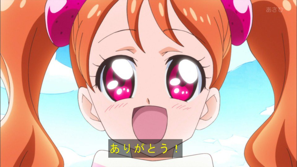 RT @takcim: ありがとうEND #nitiasa #precure https://t.co/BNsWpYmoKD