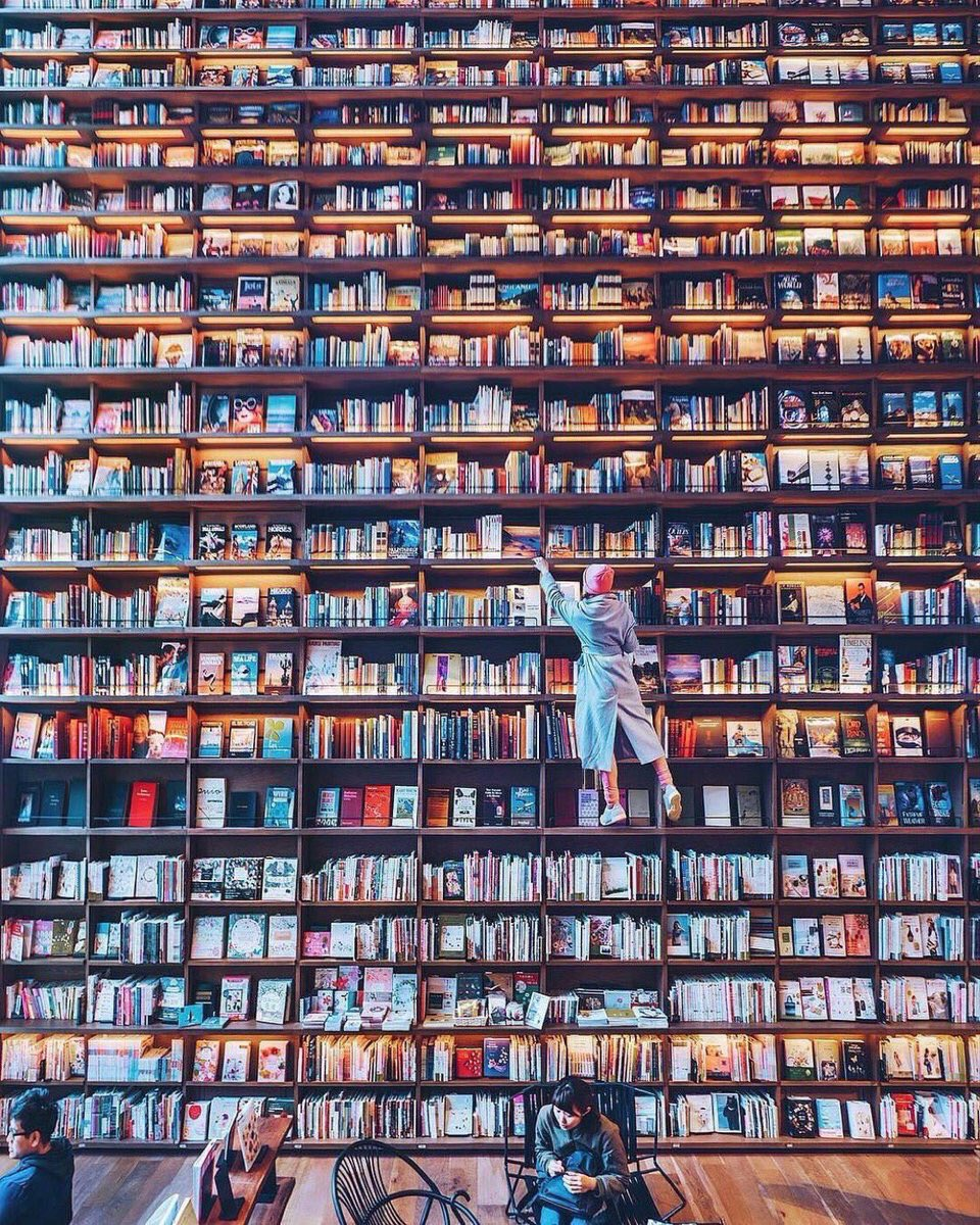 Why we read:  1 to learn 2 to escape 3 to validate beliefs 4 to know we are not alone 5 to find new ideas 6 to be inspired 7 to learn to think 8 to stay teachable 9 to dare to dream 10 to gain courage 11 to hope 12 to strengthen convictions 13 to learn to write 14 to fall in love