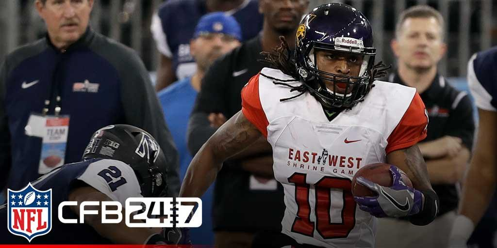 'He reminds me of the #Rams' @KingTutt_chdown.'  5 prospects who helped themselves at #ShrineGame: https://t.co/TewJBKCQ6n (via @MoveTheSticks)