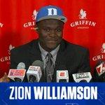 RT @espn: The newest member of Duke basketball......