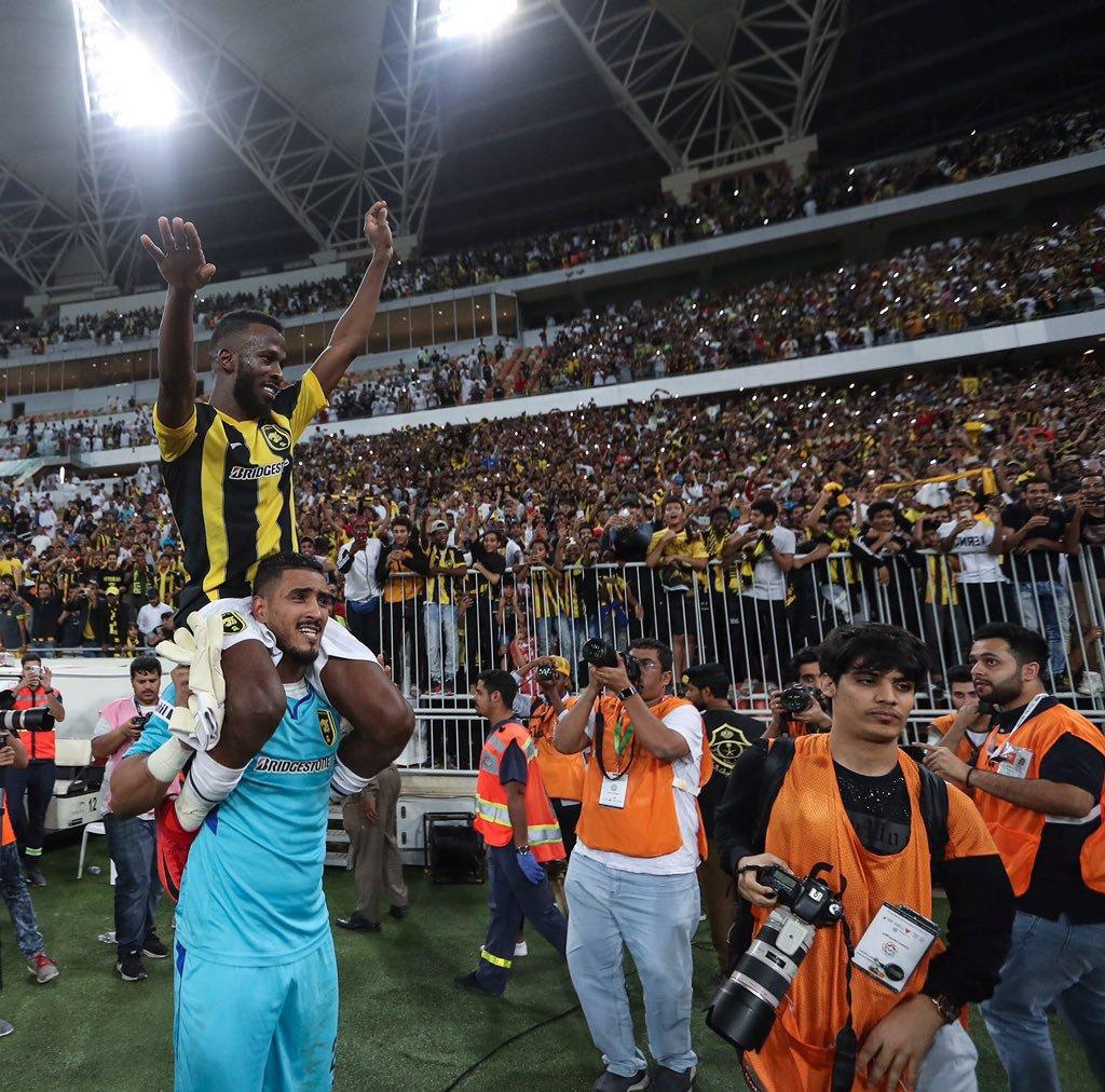 RT @ReNgo_Sport: رسمياً ادارة نادي الاتحاد تجدد عقد فهد المولد حتى عام 2022 📝🔴 https://t.co/2bOcy7QPET