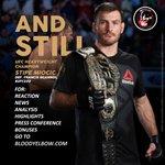 RT @BloodyElbow: #UFC220 Stipe Miocic def. Francis...