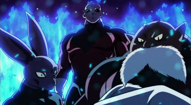 RT @ComicBookNOW: DRAGON BALL SUPER Knocks UNIVERSE 11 With A Lightening Elimination:   https://t.co/AjYM708T1x https://t.co/KbuCaUHGOL