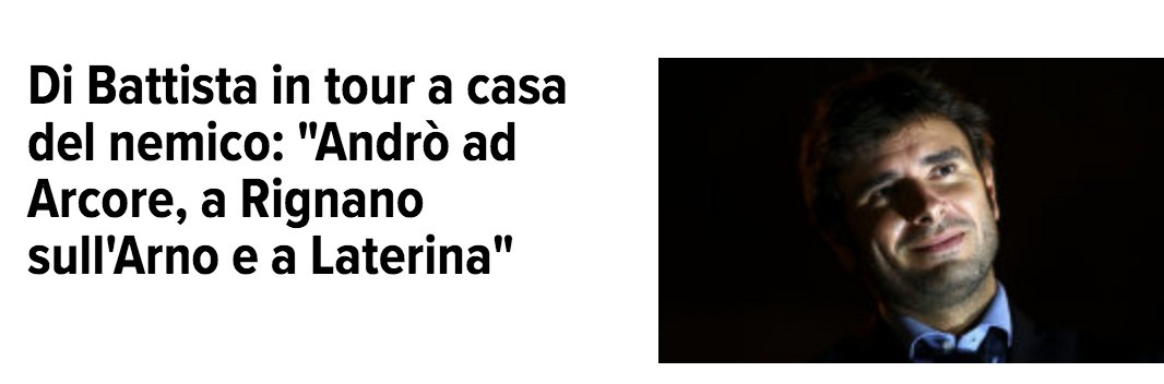 RT @MaxLandra: #M5S #DiBattista: