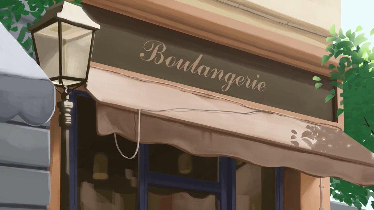 ポプテピピック3話からフランス旅行に役立つ知識を フランスでは「boulangerie(パン屋)」を名乗れるのは小麦粉の仕入れから焼き上げまでの全工程を自分で行う「パン職人」がいるお店のみと法律で決まっているので、美味しいパンを探したければこの文字を探すべし。彼が言ってることは実は大正解なのだ