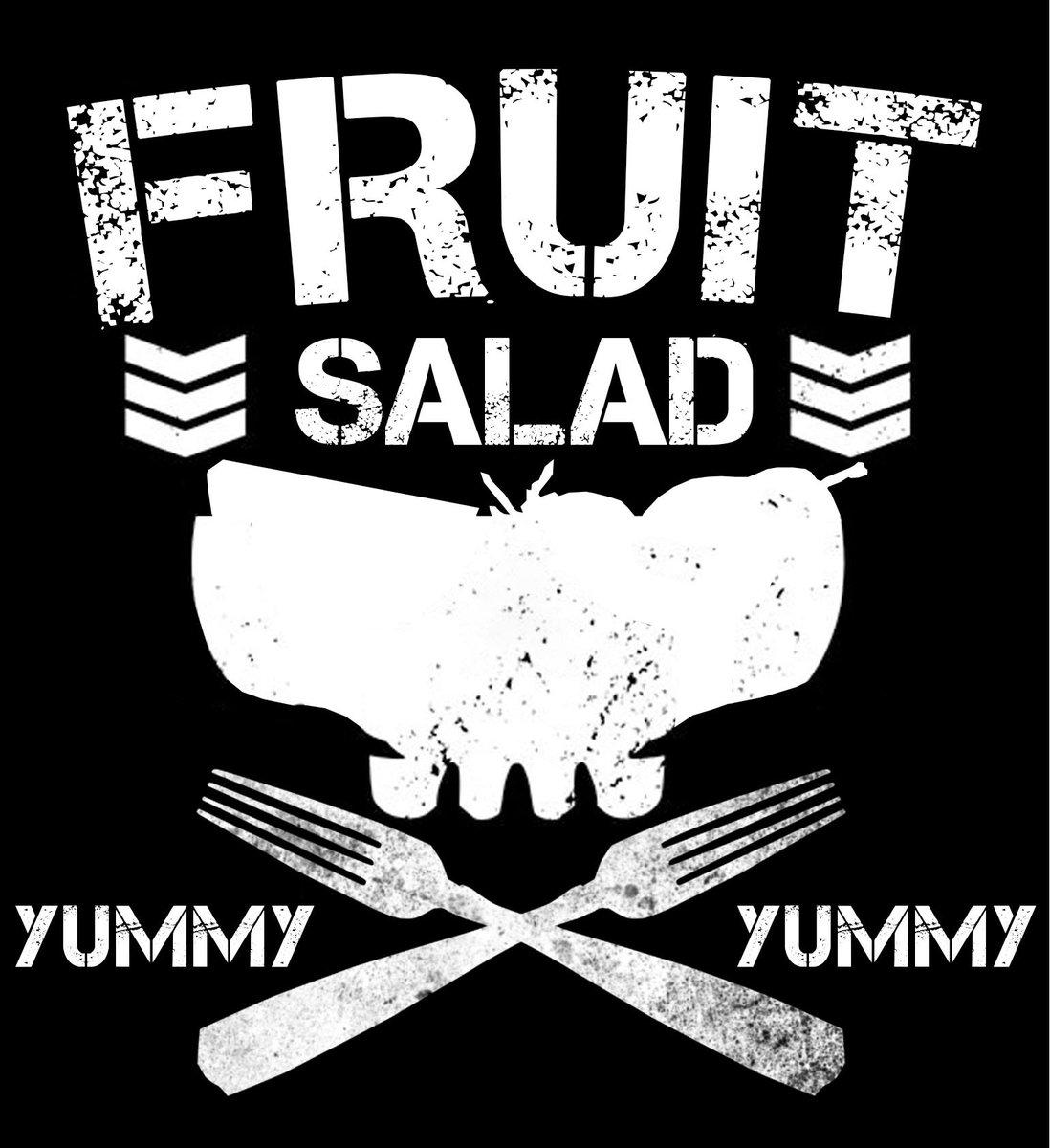 I regret nothing #FruitSalad #BulletClub...