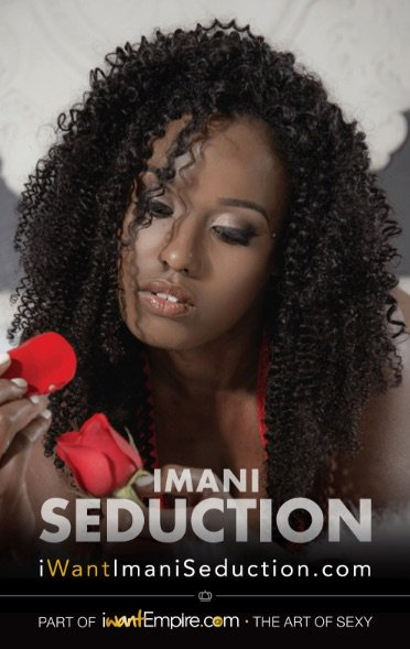 So excited to have @Imaniseduction (https://t.co/qqUd1SI7Zk) at our #iWantEmpire upcoming booth at #AVN2018
