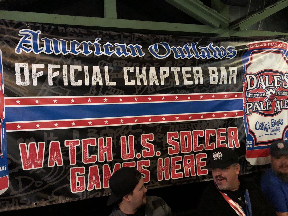 RT @AmericanOutlaws: We're out here! #AONB4 https://t.co/gJ9HJeZqHo