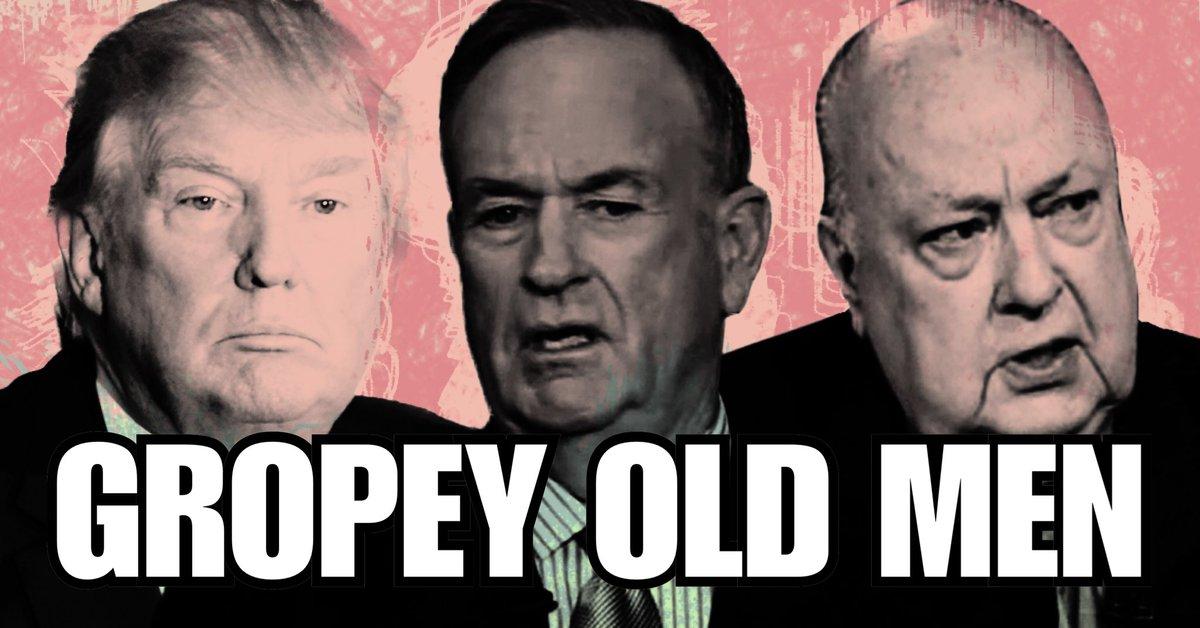 Gropey Old Men #DouchebagAMovie @MainEve...