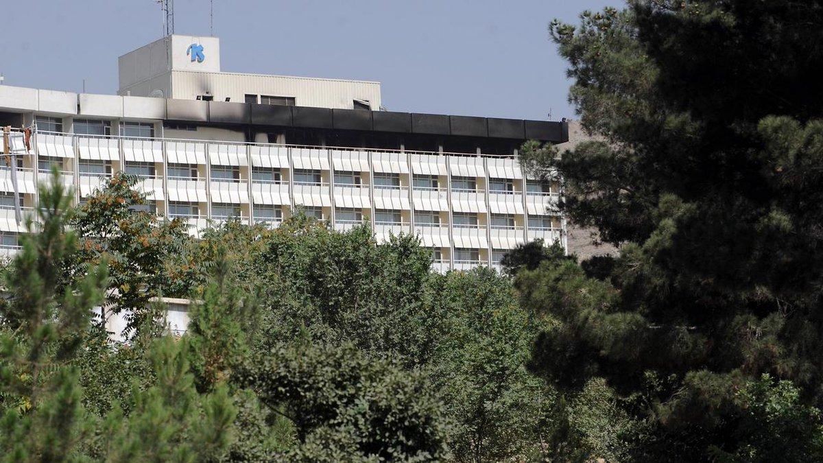 Afghanistan : 12 heures de cauchemar à l'hôtel Intercontinental de Kaboul, ce que l'on sait après l'attaque https://t.co/j91CWtgItu