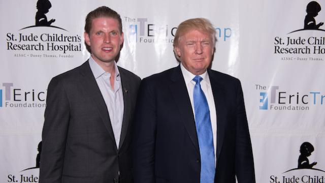 Eric Trump on government shutdown: It's 'a good thing for us' politically https://t.co/JdVJF51Akv