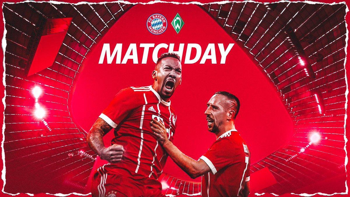 Endlich wieder @Bundesliga_DE-Fußball in...