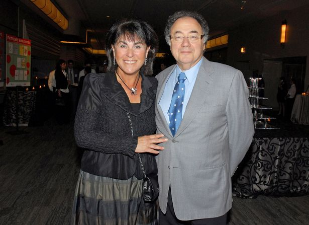 'Suicide' of billionaire and wife found...