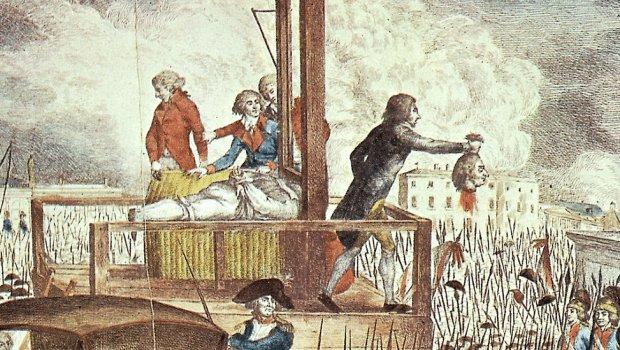 21 janvier 1793, il y a 225 ans.  « Tout au long de la route, le condamné lisait avec calme la prière des agonisants et récitait, alternativement avec l'abbé, des psaumes titrés d'un bréviaire. » 📚 Louis XVI, J.C. Petitfils. #secretsdhistoire