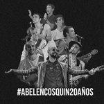 #AbelEnCosquin20Años mira muchachito!!  @AbelPinto...