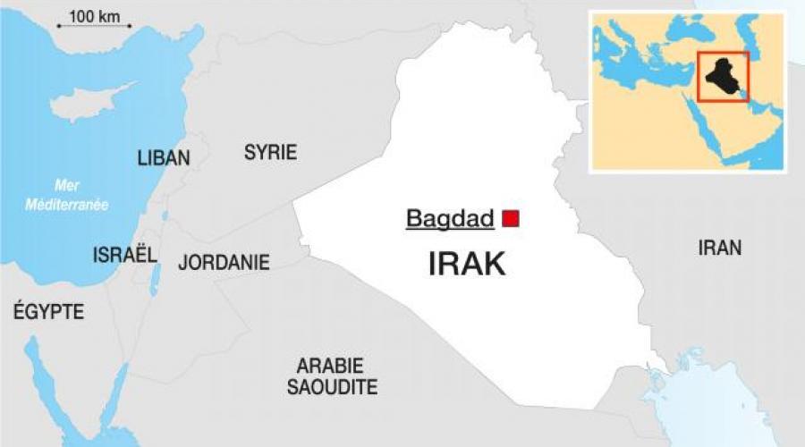 Irak. Une Allemande condamnée à mort pour appartenance à l'Etat islamique https://t.co/13M2NUUv0w