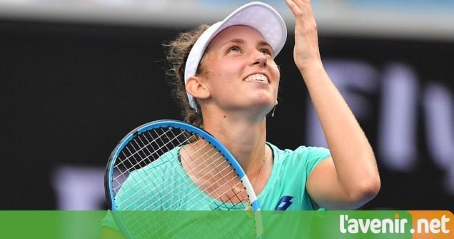 Open d'Australie: Elise Mertens s'offre un premier quart en Grand Chelem https://t.co/Ahf0ubBiIH