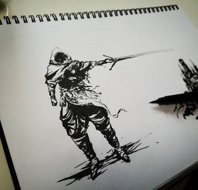 Cool Javelin Fantasy Art