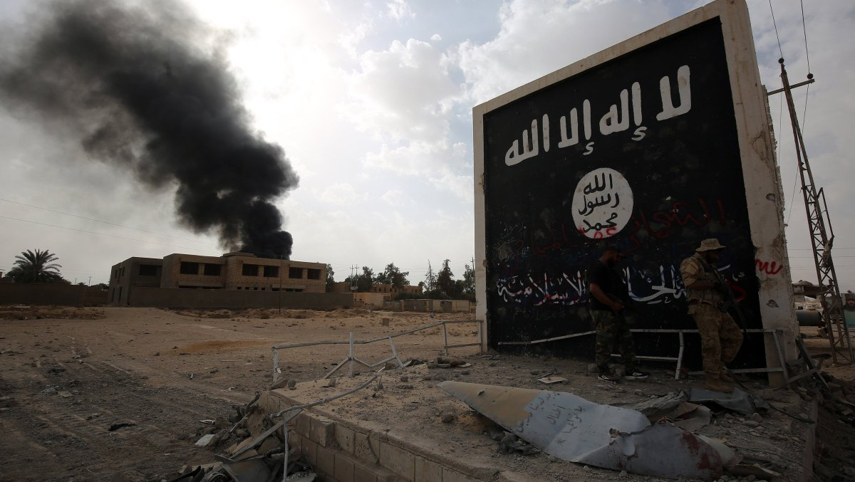 Irak: une Allemande condamnée à mort pour appartenance à Daesh https://t.co/hNiOGBuzCu