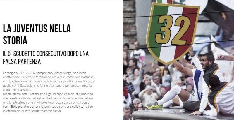 Bonucci lancia il nuovo sito e revoca due scudetti alla Juventus - https://t.co/UKU5lo6dCK #blogsicilianotizie #todaysport