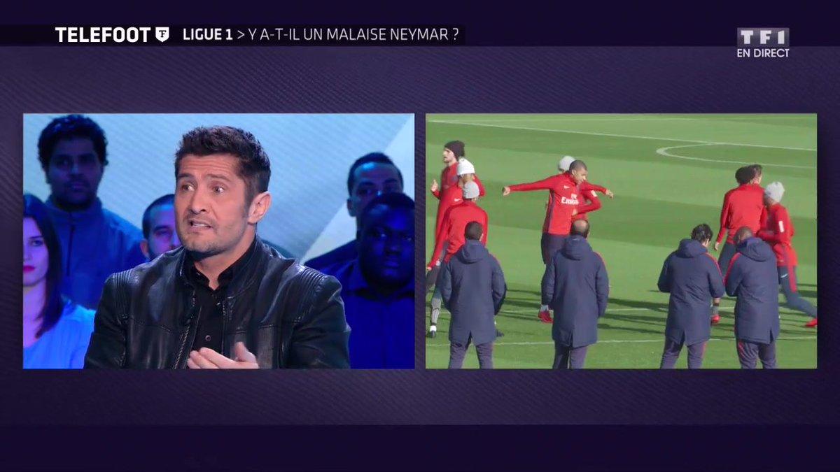 '@ECavaniOfficial est adoré par les supporters du @PSG_inside. @neymarjr doit se faire à ça'