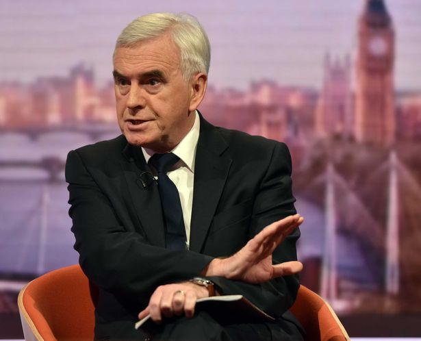 John McDonnell refuses to apologise for...