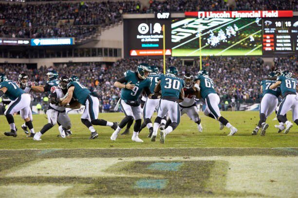 $896.05: Cheapest single seat in Philly on StubHub, including fees, for today's NFC title game as of 11 A.M. ET