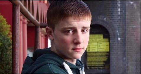 Remember EastEnders' Liam Butcher? He looks VERY different now https://t.co/rZQFESyakG